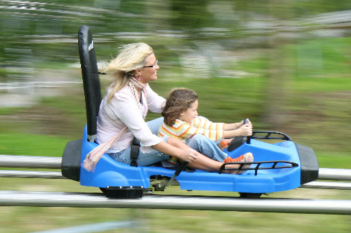 AJC : Alpine coaster opens two hours north of Atlanta