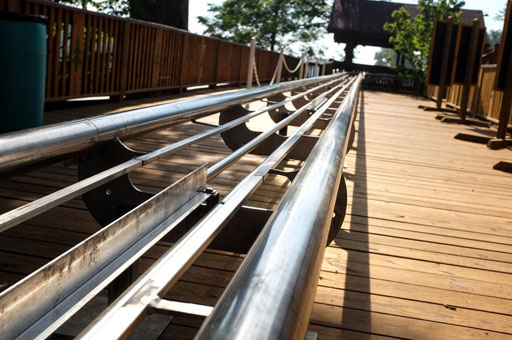 Gainsville Times: New Alpine Coaster Opens in Helen